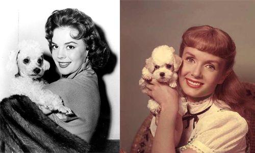 Natalie Wood y Debbie Reynolds