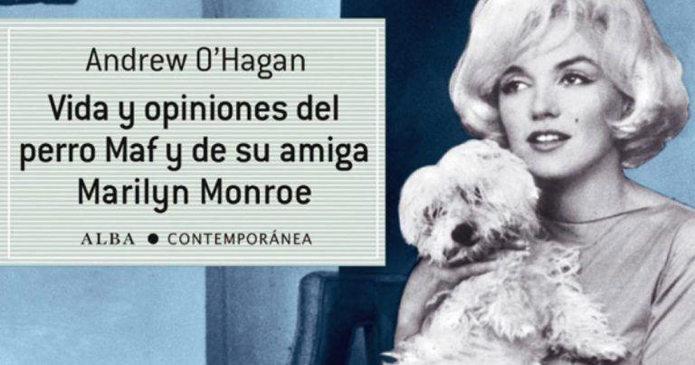 libro vida opiniones perro maf amiga marilyn monroe